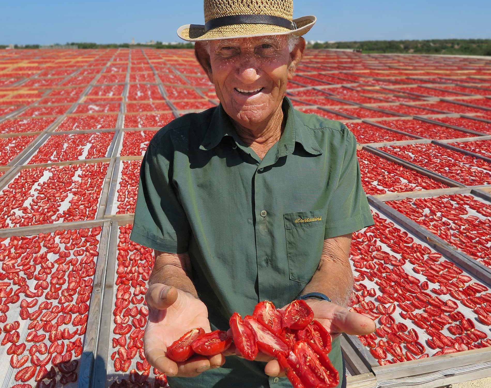 Tomaten-Mann
