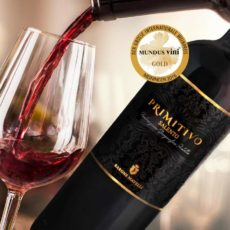 Primitivo Barone Mavelli - Mundus Vini 2016