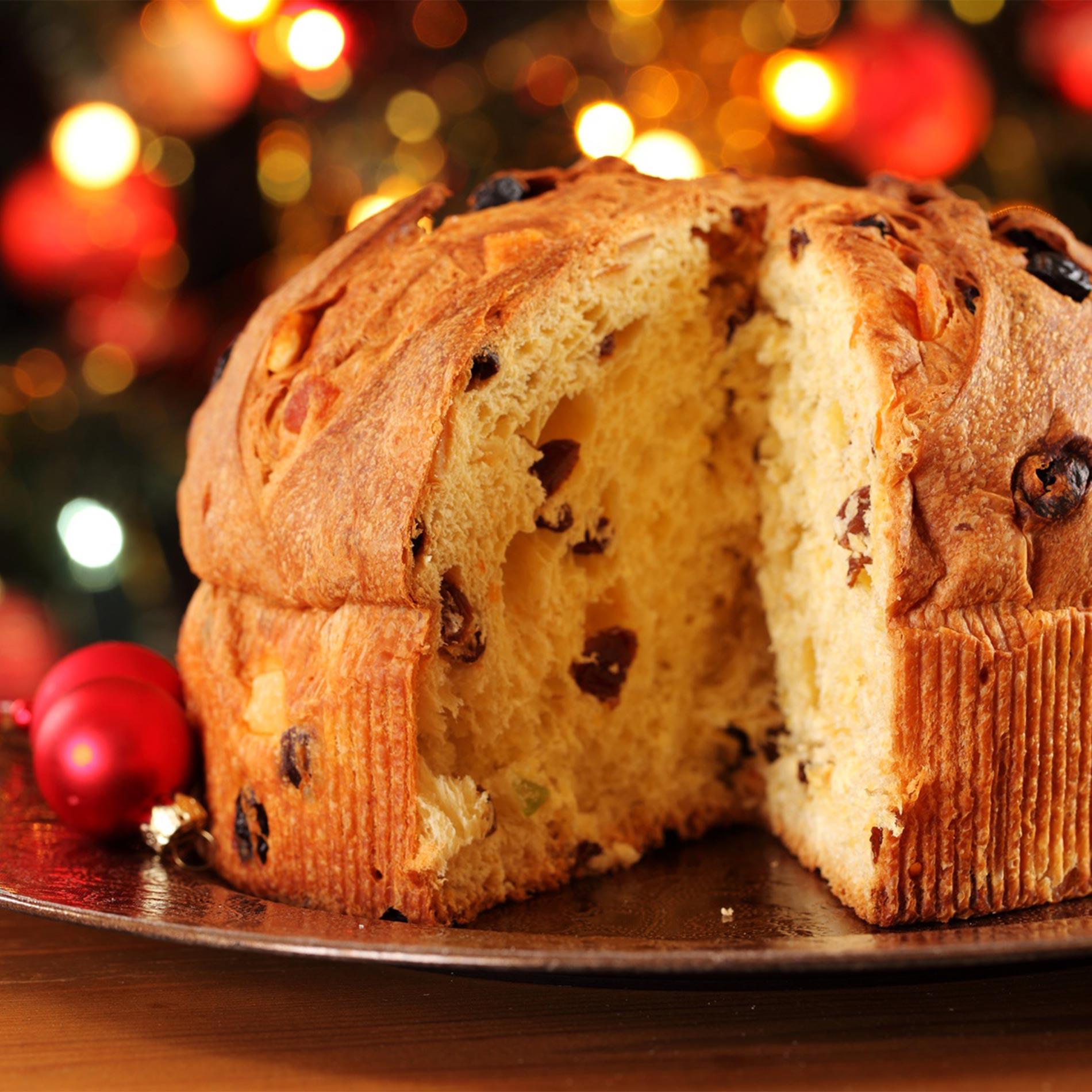 Italienisches Weihnachtsgebäck – Torrone, Pannetone und Co.