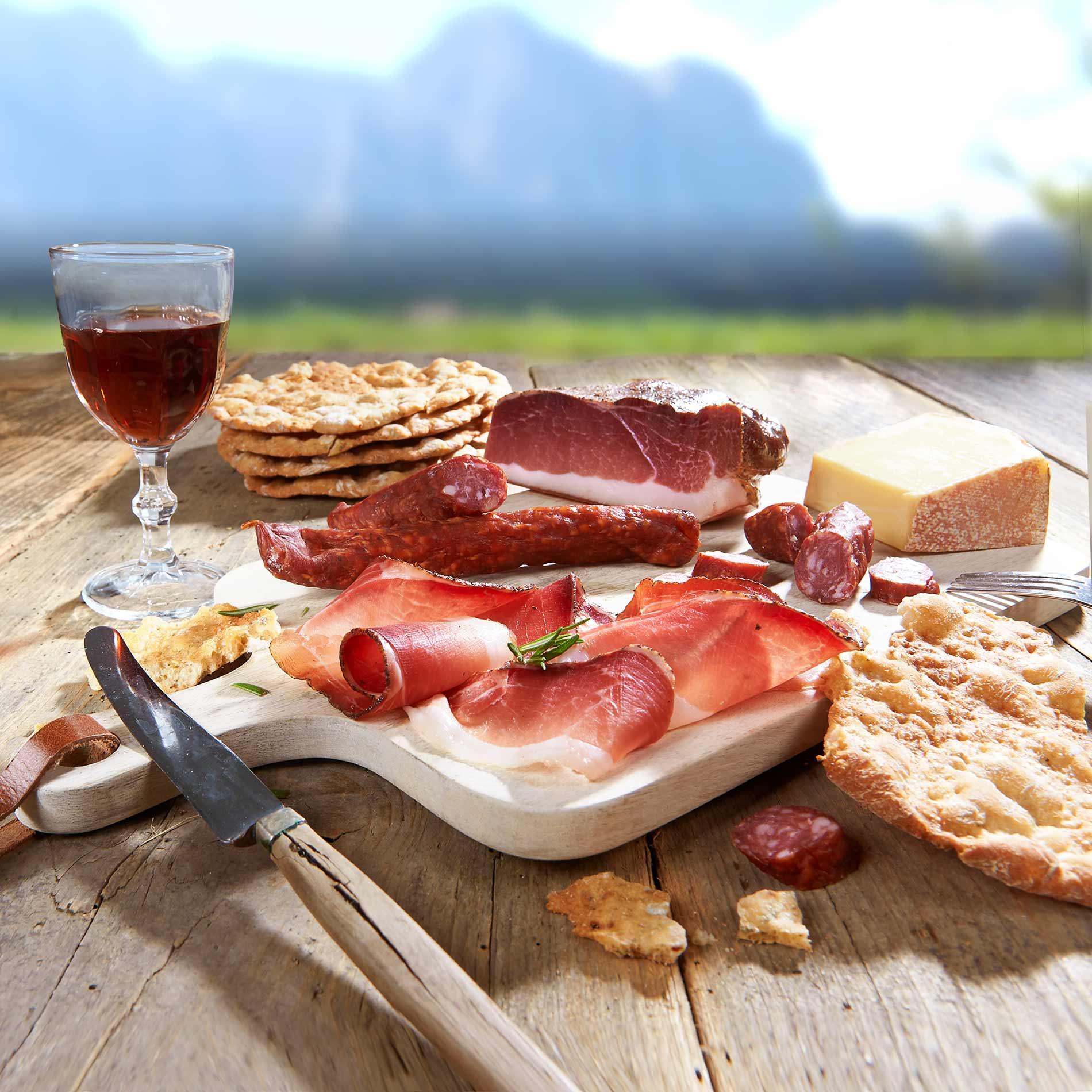 Südtiroler Spezialitäten: Die Marende