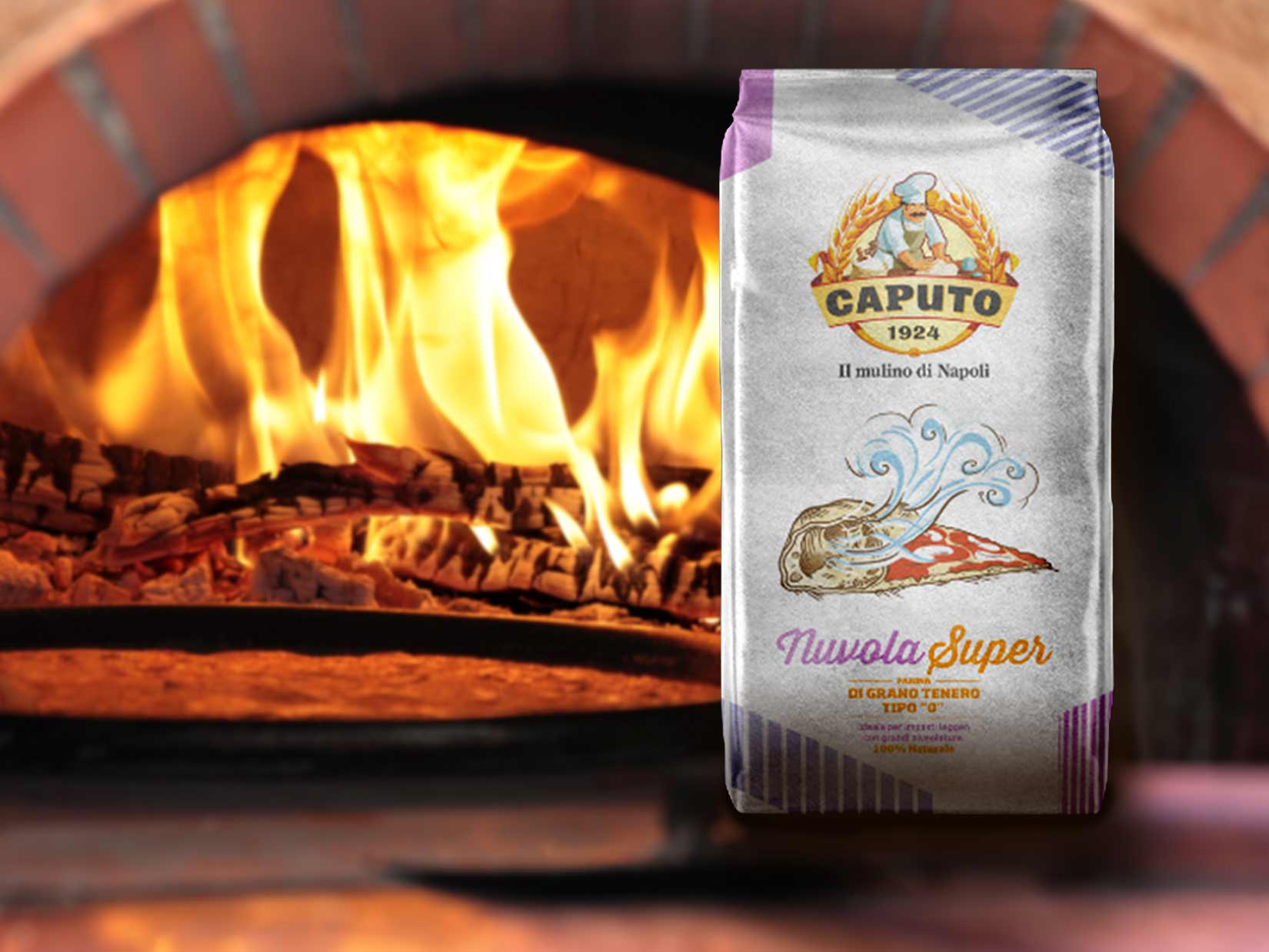 Nuvola Super – Caputo Cloud-Pizzamehl