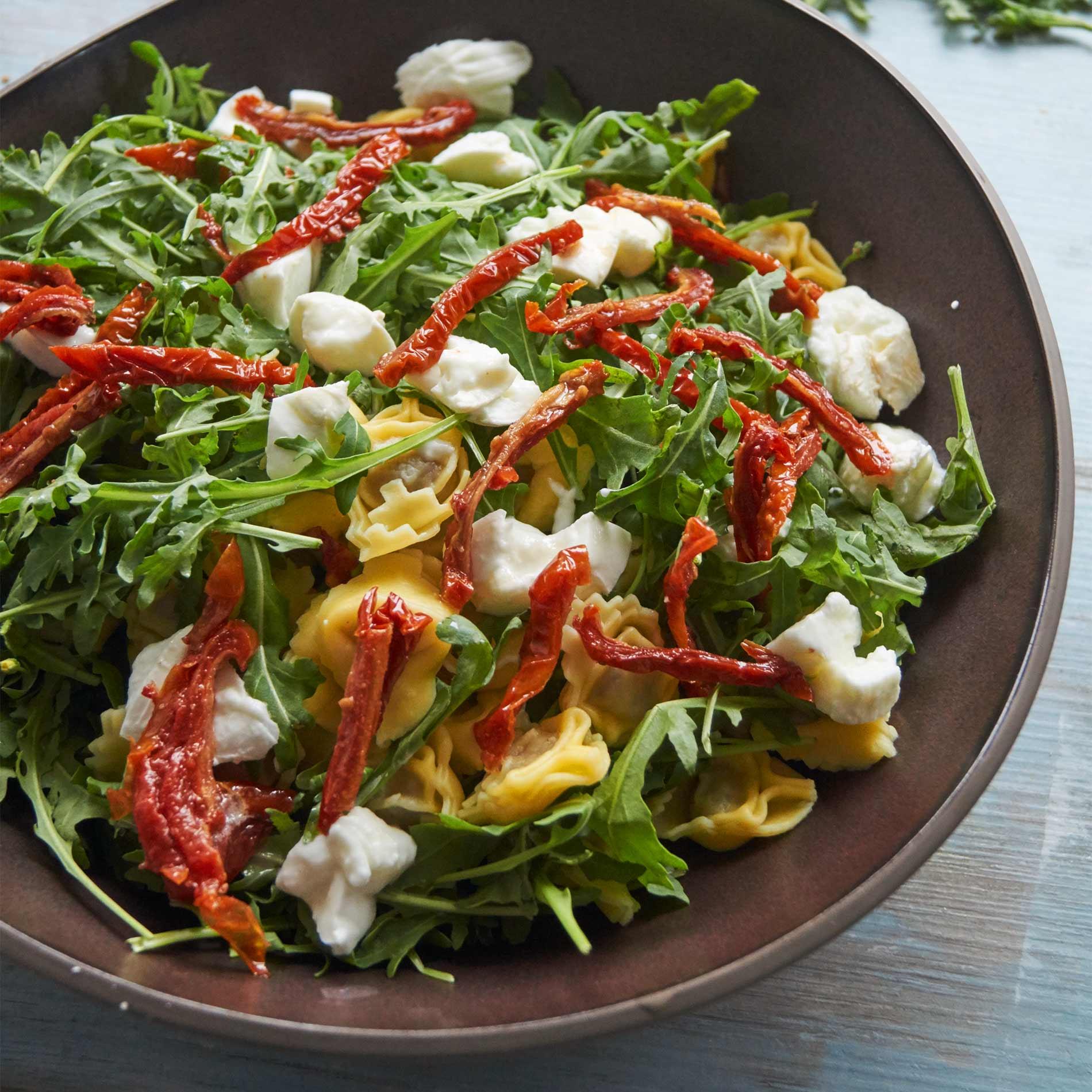 Tortellini Salat – italienisches Rezept