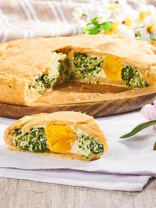 Torta Pasqualina – Osterrezept