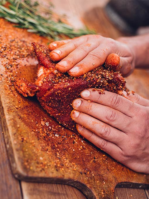 Steak Rub selber machen