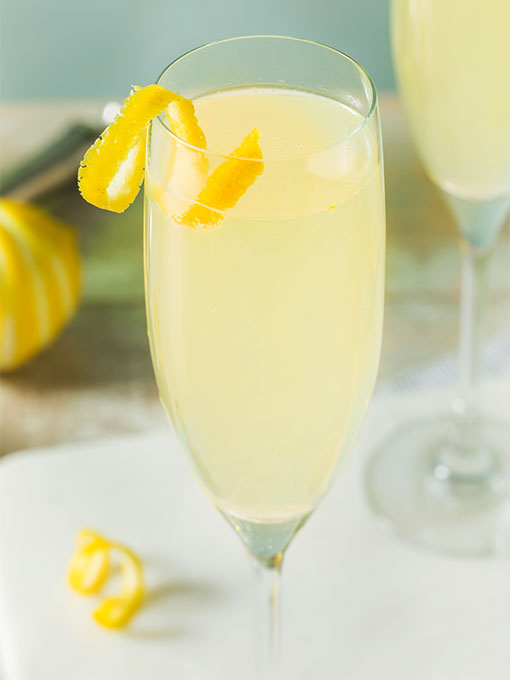 Limoncello Spritz – Cocktail Rezept