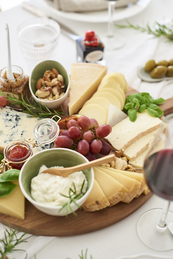 italienische Käseplatte (1)