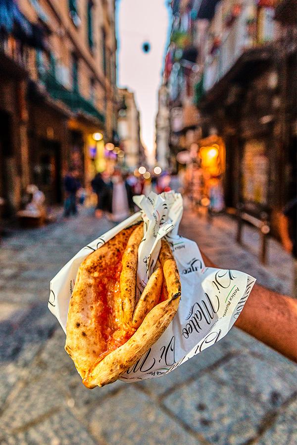 Pizzeria-Neapel Portafoglio