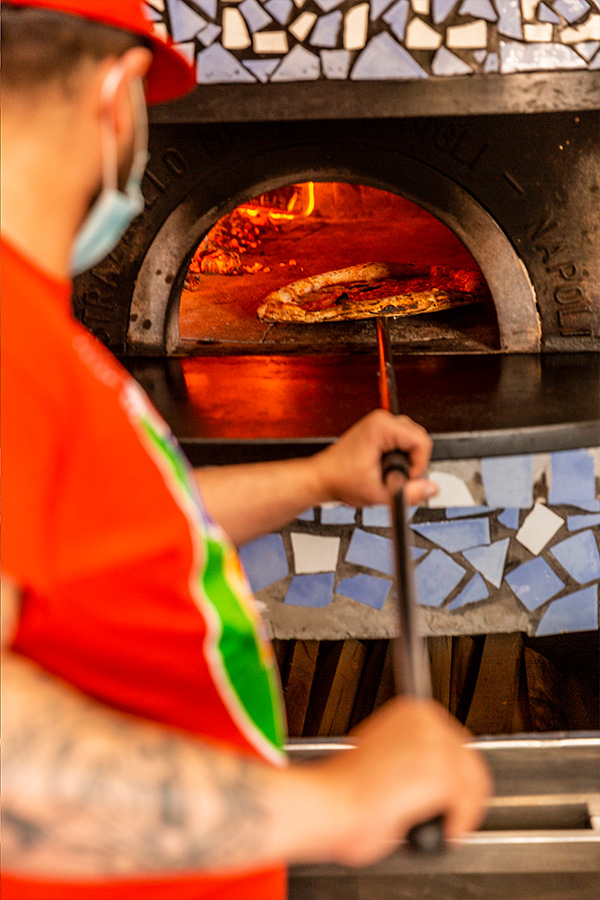Pizzeria-Neapel Sorbillo