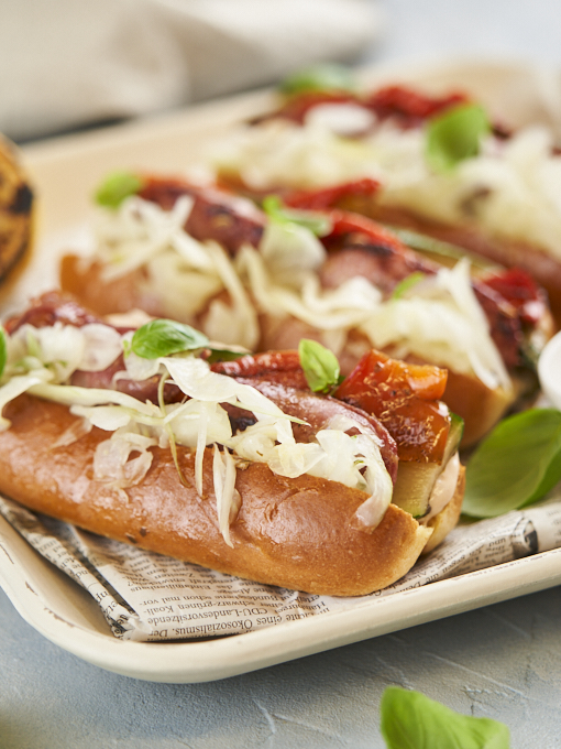 Salsiccia Hot Dog – Rezept