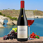 Maestro Sangiovese IGT Puglia Rotwein aus Apulien