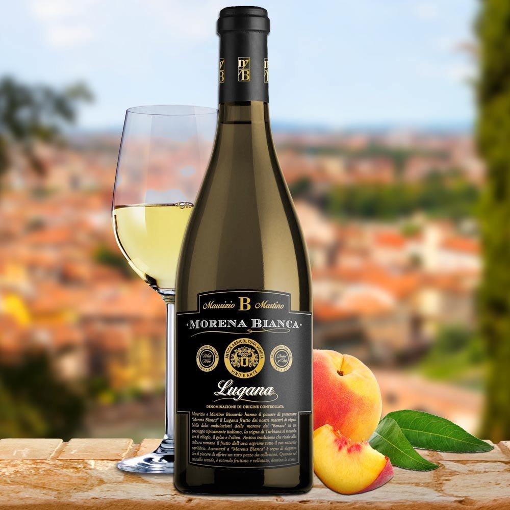 Lugana Classico DOC Weißwein Lugana vom Gardasee