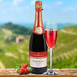 Fragolino Rosso Fiorelli roter Perlwein Italien