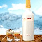 Bombardino Bellabomba Liquore all´Uovo Eierlikör Italien