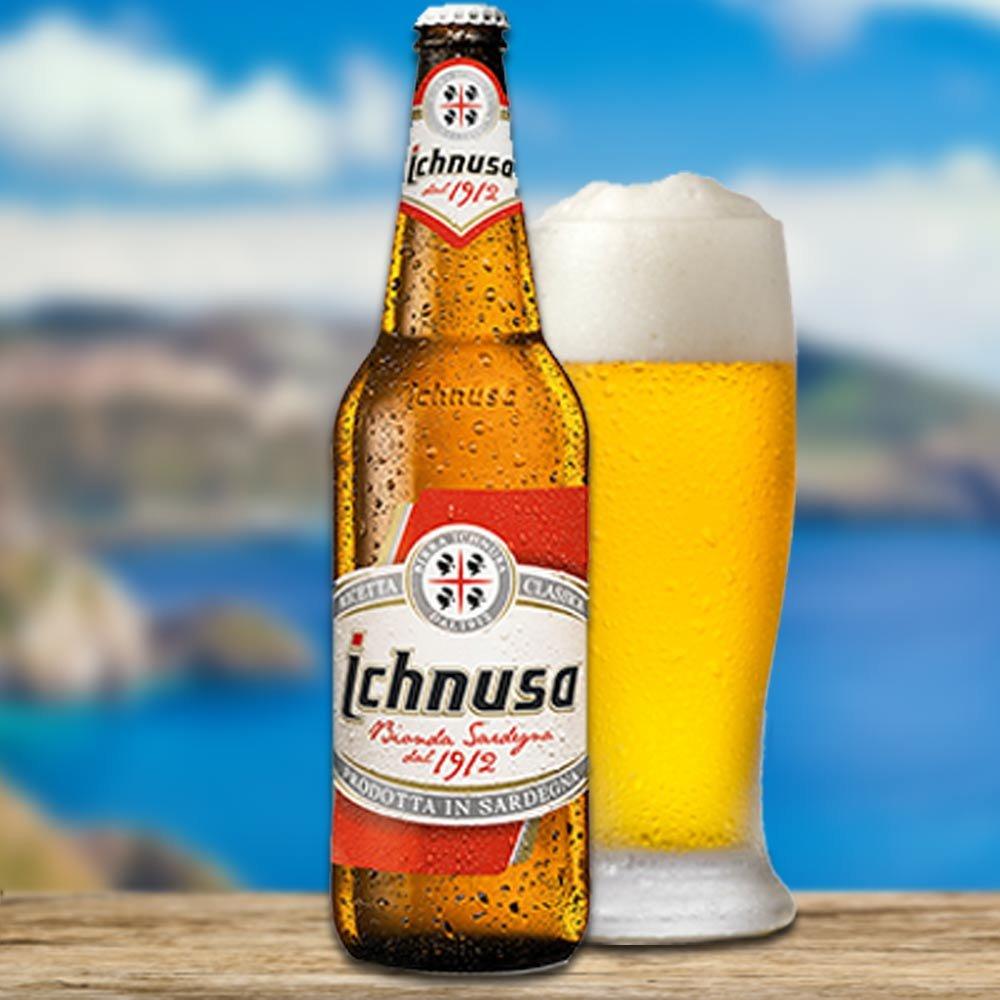 Ichnusa Birra Sardegna italienisches Bier aus Sardinien