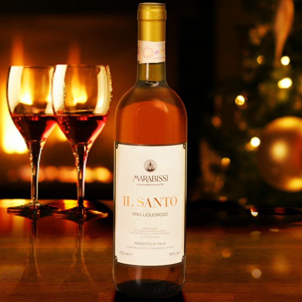 Vino Liquoroso IL SANTO Marabissi Dessertwein