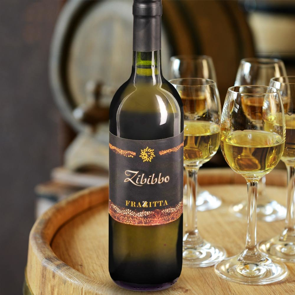 Vino Liquoroso Zibibbo Lik�rwein Sizilien