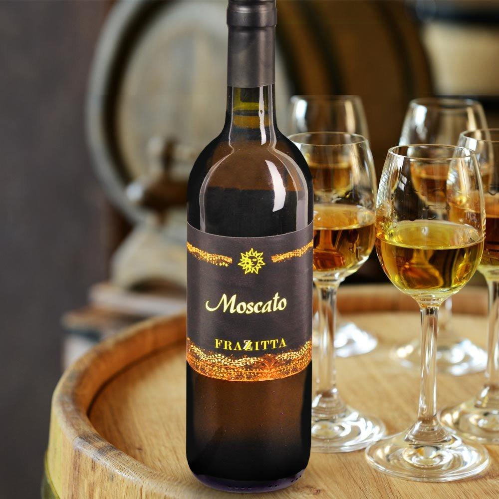 Vino Liquoroso Moscato Dessertwein Lik�rwein Frazzitta
