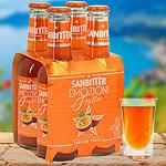 Sanbitter San Pellegrino 4 x 200 ml Sanbitter Emozioni di Frutta Aperitif Passion Fruit