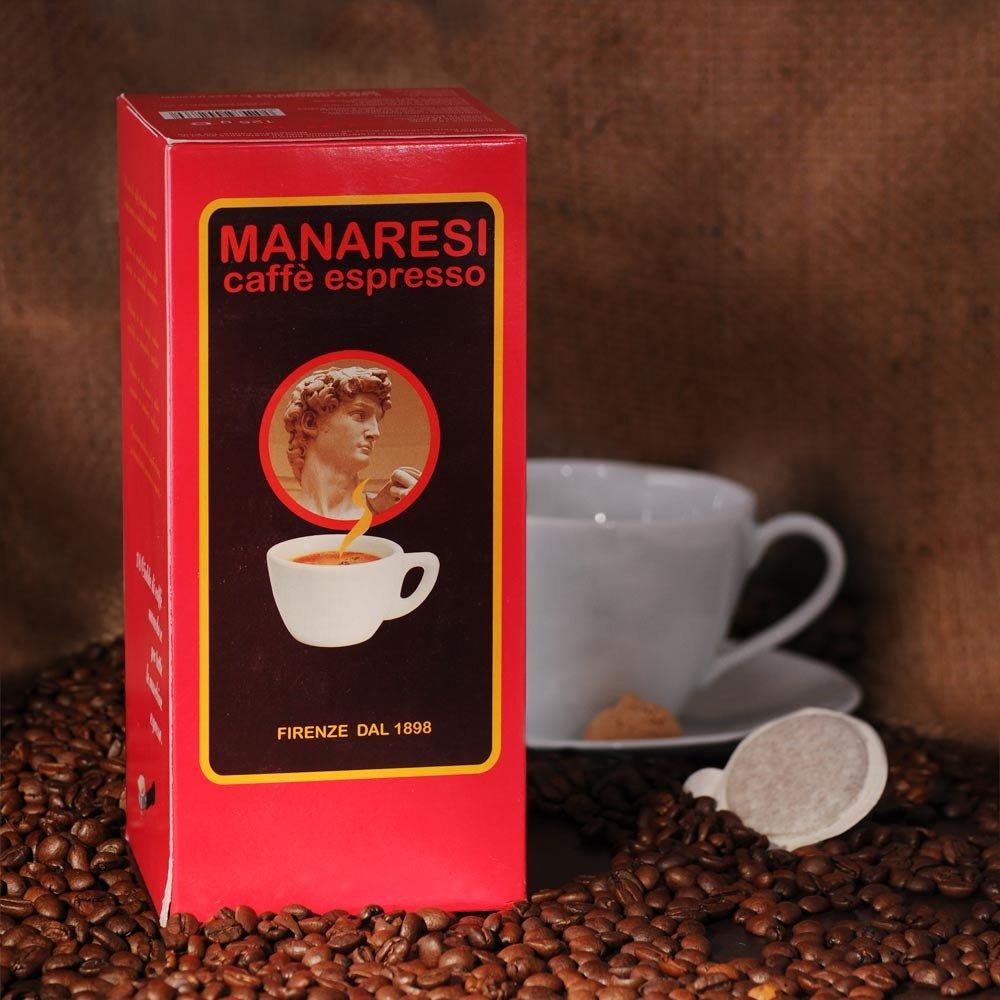 Manaresi 100% Arabica Espresso Pads ESE cialda Cialde Tabs