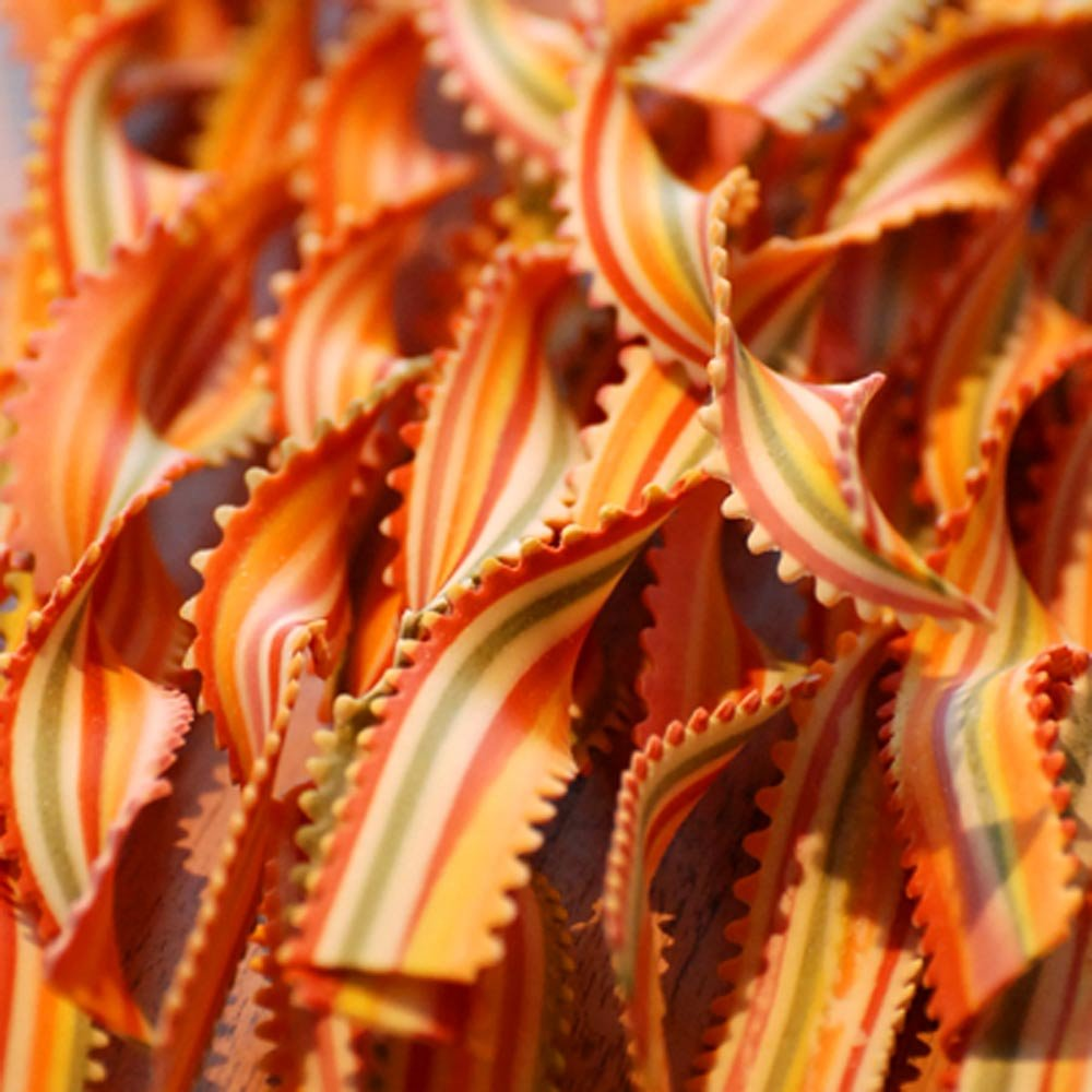Linguine mehrfarbige Pasta di Suocera Multicolore Italien