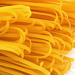 Linguine al Limone Pasta mit Zitronengeschmack