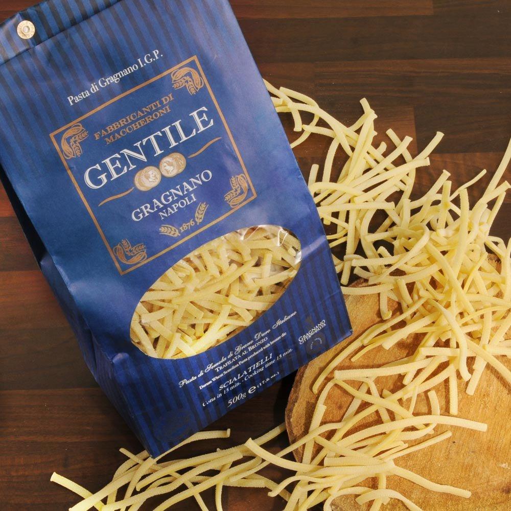 Scialatielli Pastastreifen Bandnudeln Pasta di Gragnano IGP