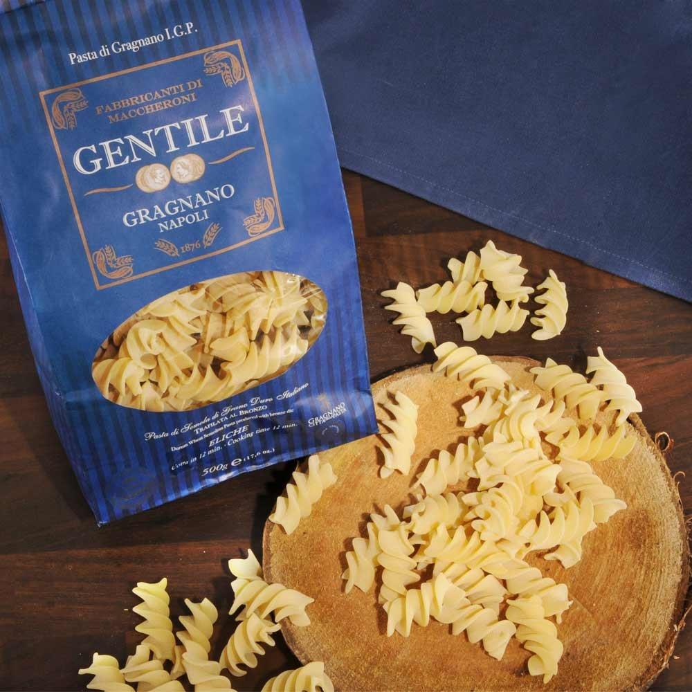 Eliche Spiralnudeln Fusilli Gentile Pasta di Gragnano IGP