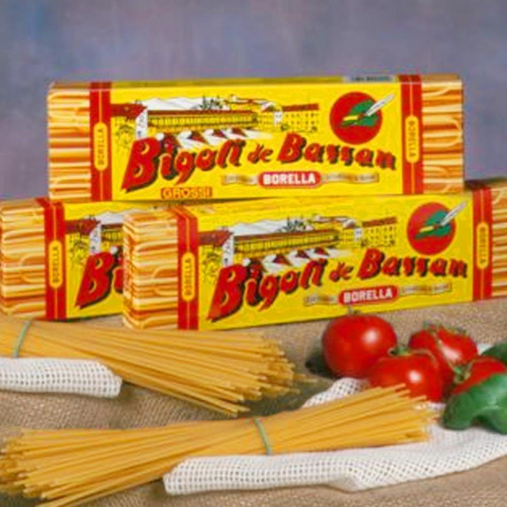 Bigoli de Bassan Spaghettoni PASTA BORELLA