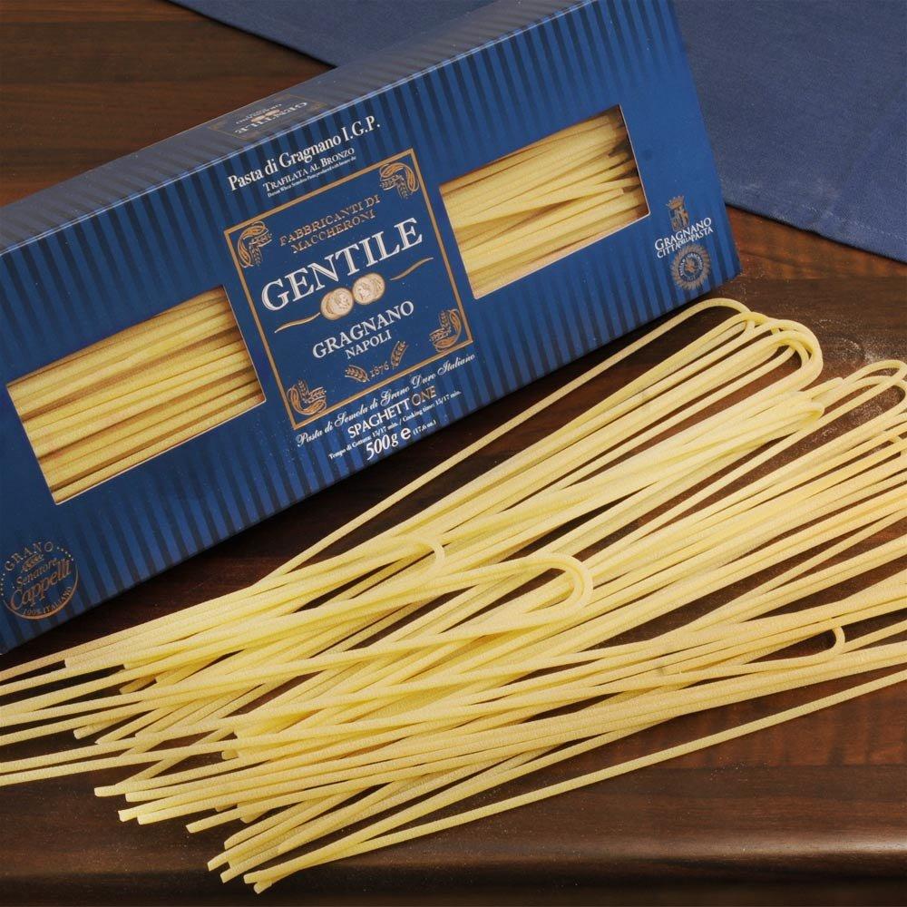 Spaghettone Pasta di Gragnano IGP dicke Spaghetti