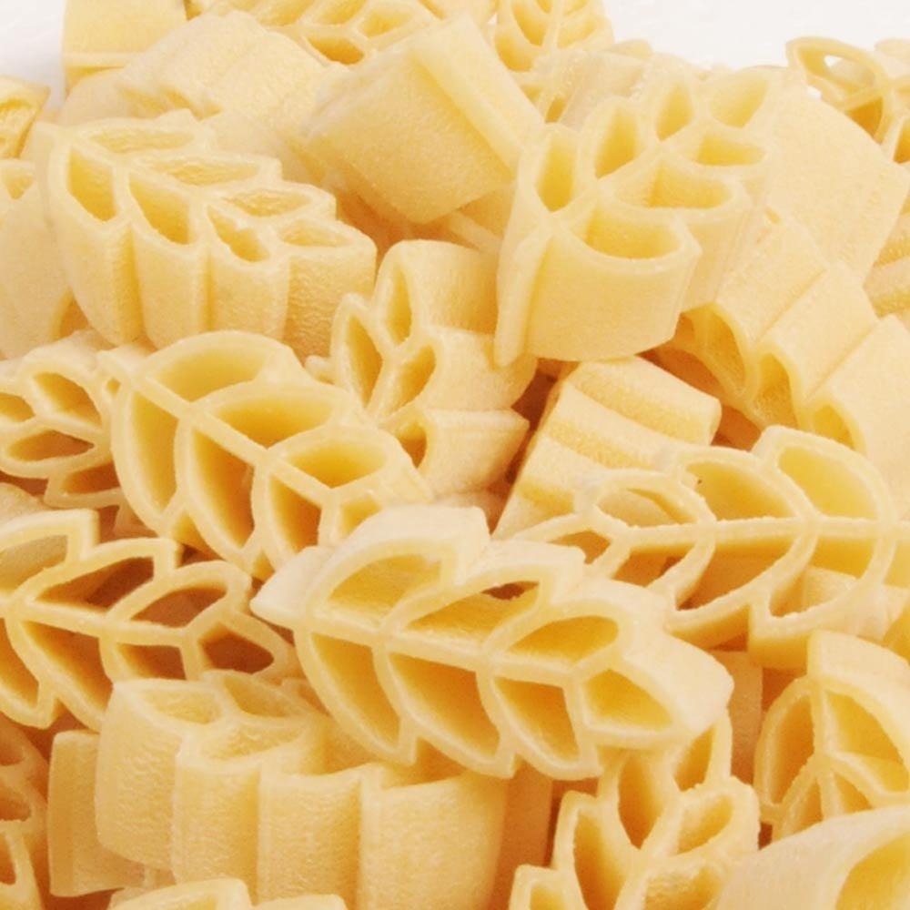 Spighe di grano Pasta in Form einer Weizen�hre Marella Apulien