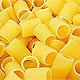 Rigatoni Pasta aus Hartweizengriess Mazzi