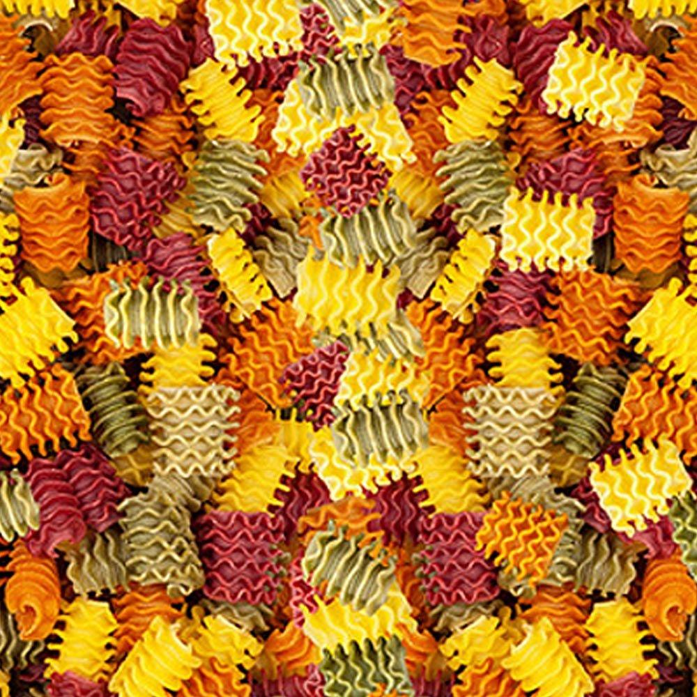 Fisarmoniche kurze Akkordeon Nudeln Tricolore Mazzi Italien