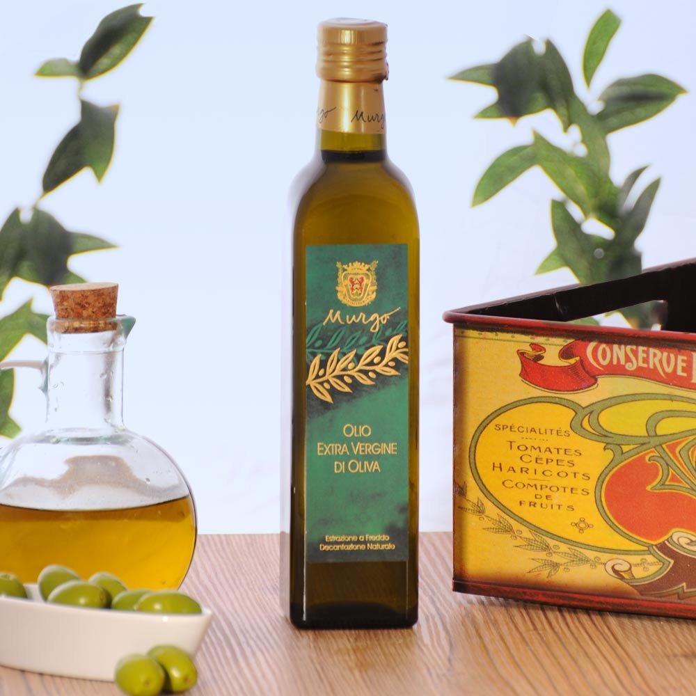 Barone Scammacca del Murgo Olivenöl Testsieger Sizilien