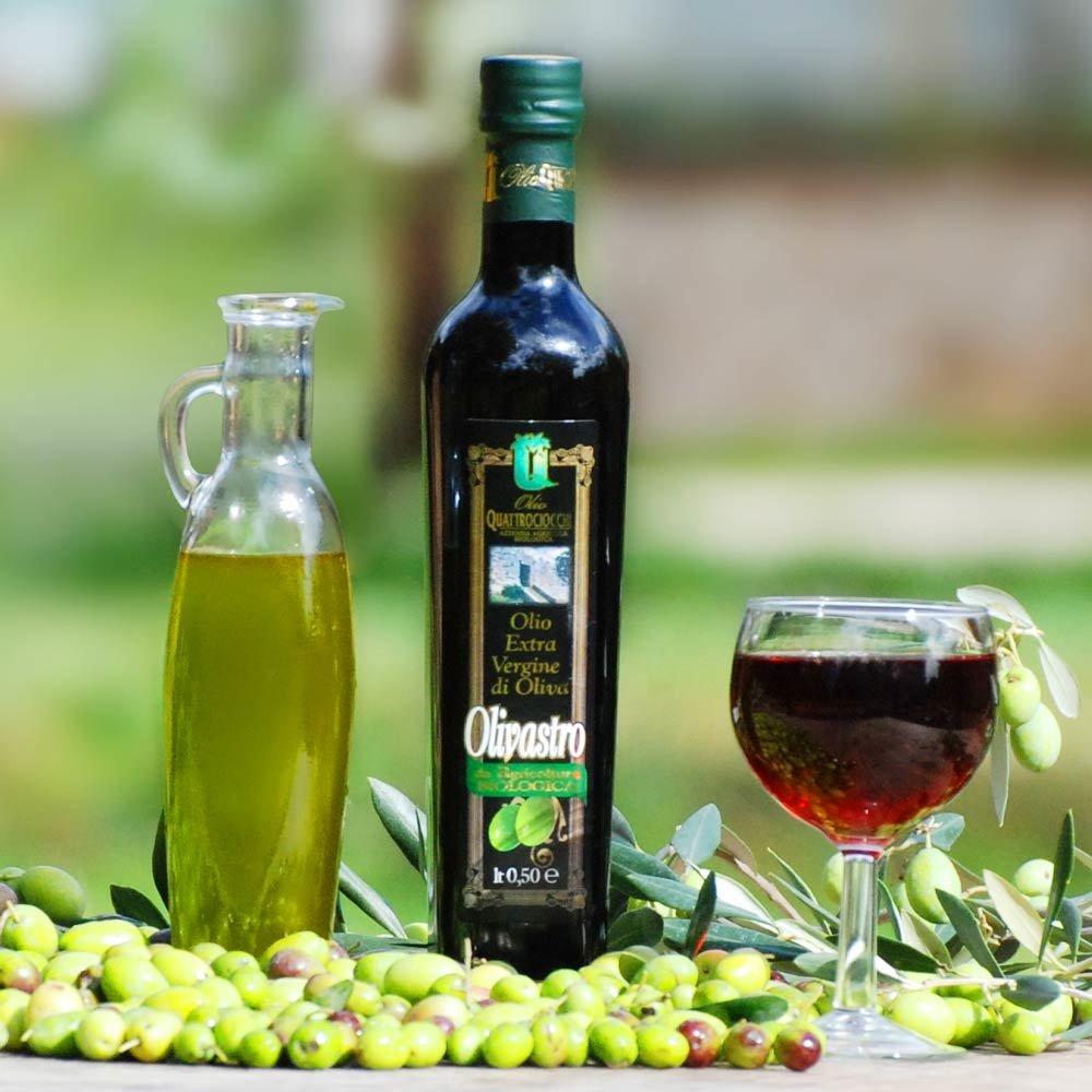 Quattrociocchi Americo Olivastro BIO Testsieger Olivenöl