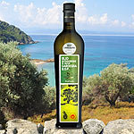 Olio di Oliva extra vergine DOP Sardegna fruttato Accademia Olearia