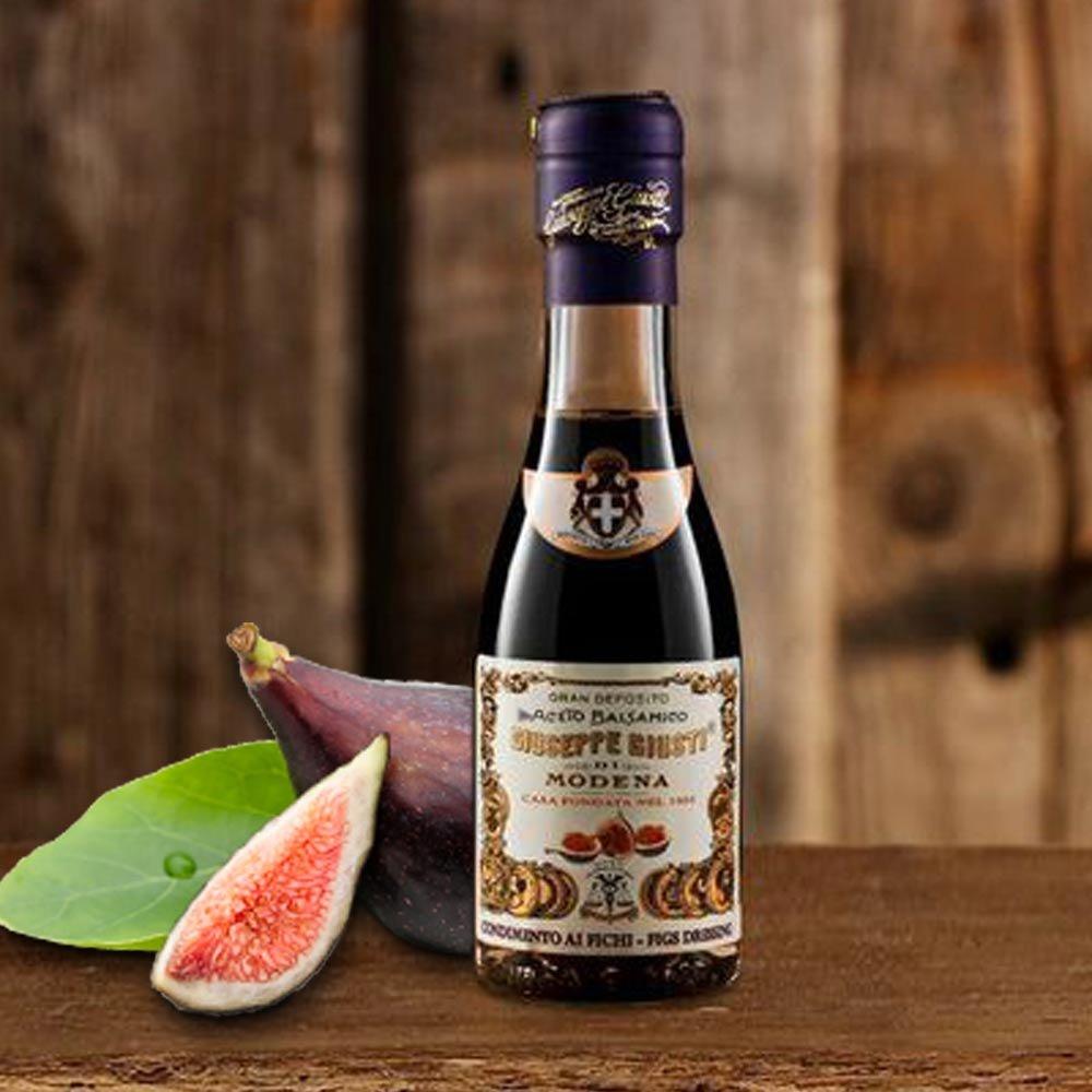 Condimento Aceto Balsamico IGP mit Feige