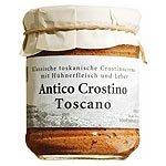 Pastete von der Hühnerleber Antico Crostino Toscano