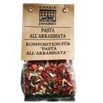 scharfe Gewürzmischung für Nudeln all Arrabbiata Pasta