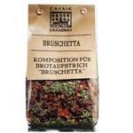 Bruschetta Gewürzmischung für Brotaufstriche