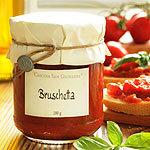 Bruschetta Tomatenaufstrich Cascina San Giovanni Piemont