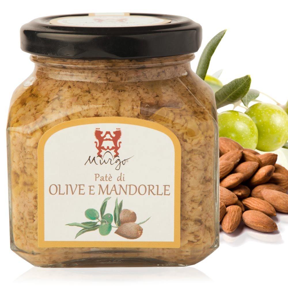 Oliven Mandeln Pate Barone del Murgo Sizilien