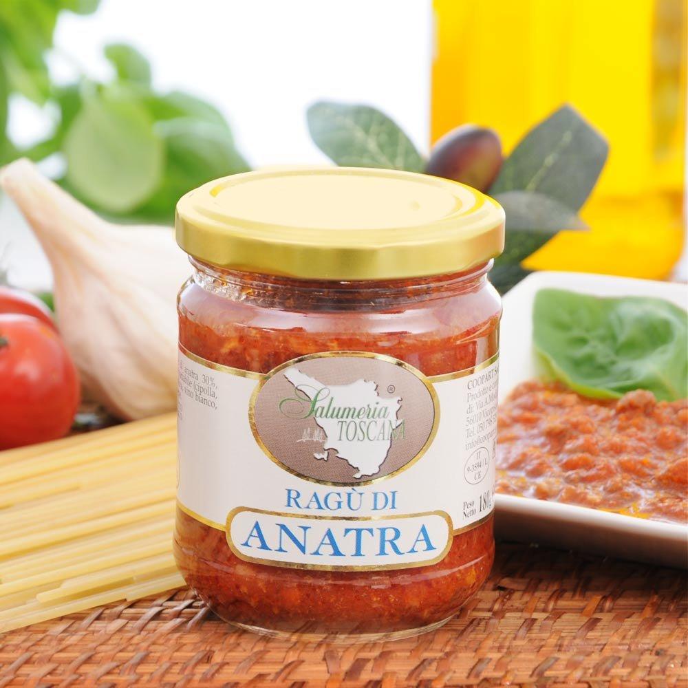 Entensauce Sugo di Anatra Salumeria Toscana