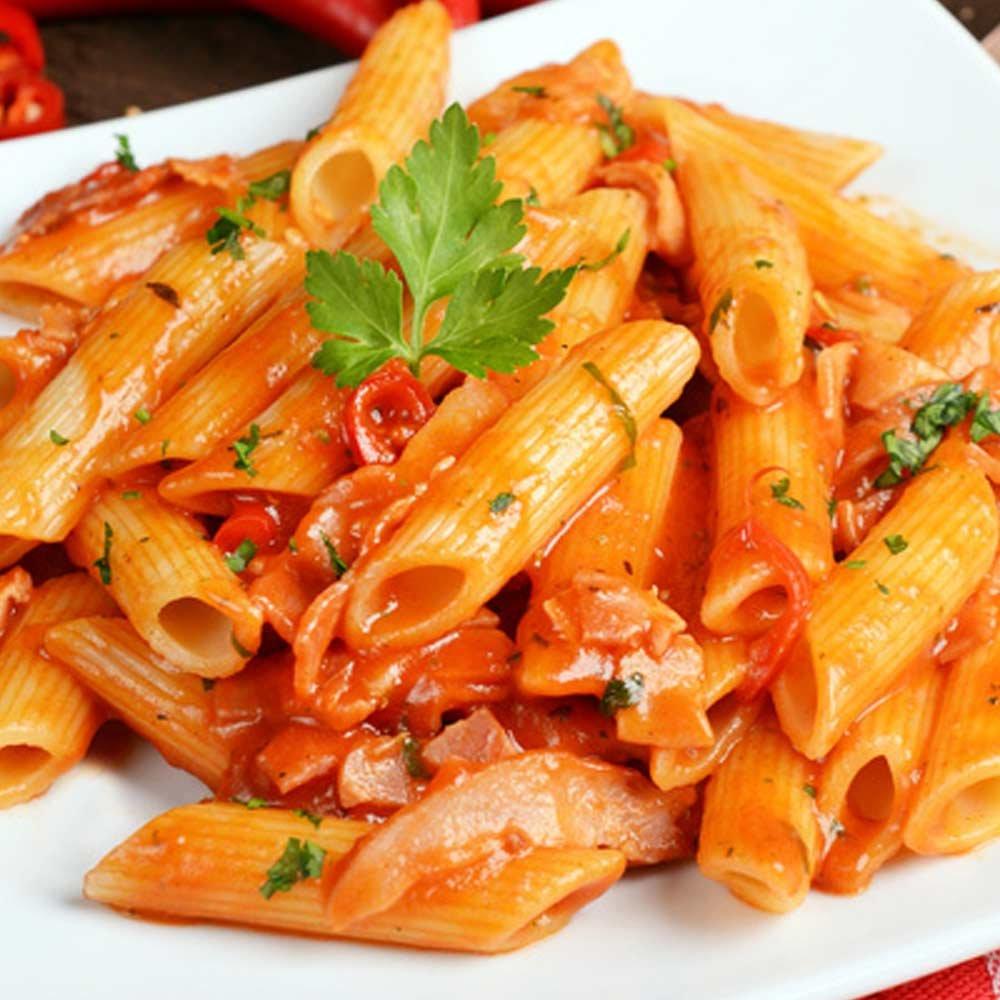 Sugo all arrabbiata Piemont scharfe Tomatensauce