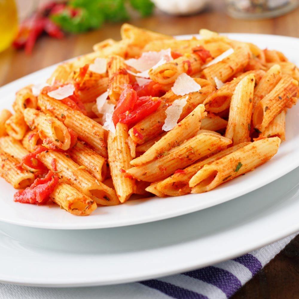 Sugo ai peperoni Tomatensauce mit Paprika Locanda La Posta