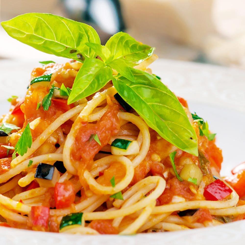 Ragu di verdure italienische Gemüsesauce