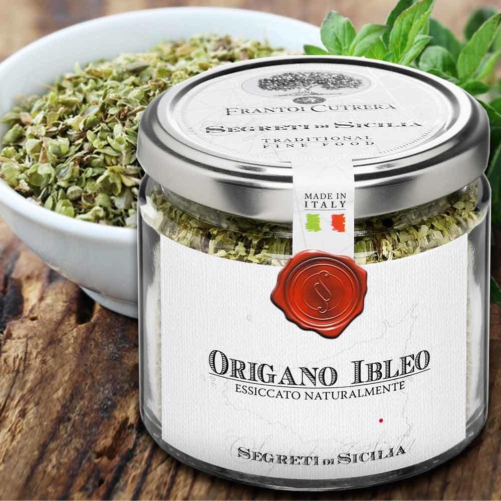 Oregano aus Sizilien Origano Ibleo Frantoi Cutrera