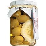 Gr�ne Oliven mit Zitrone Don Antonio