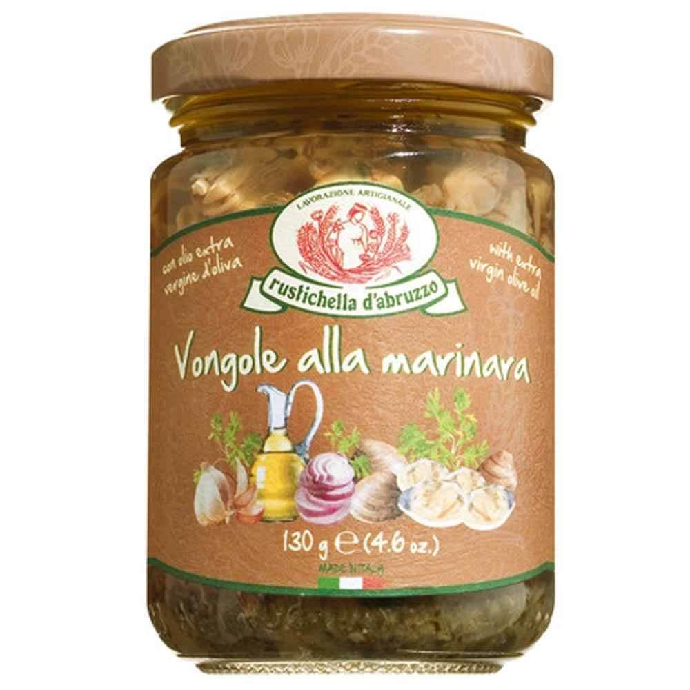 Venusmuscheln Vongole alla Marinara Rustichella d Abruzzo