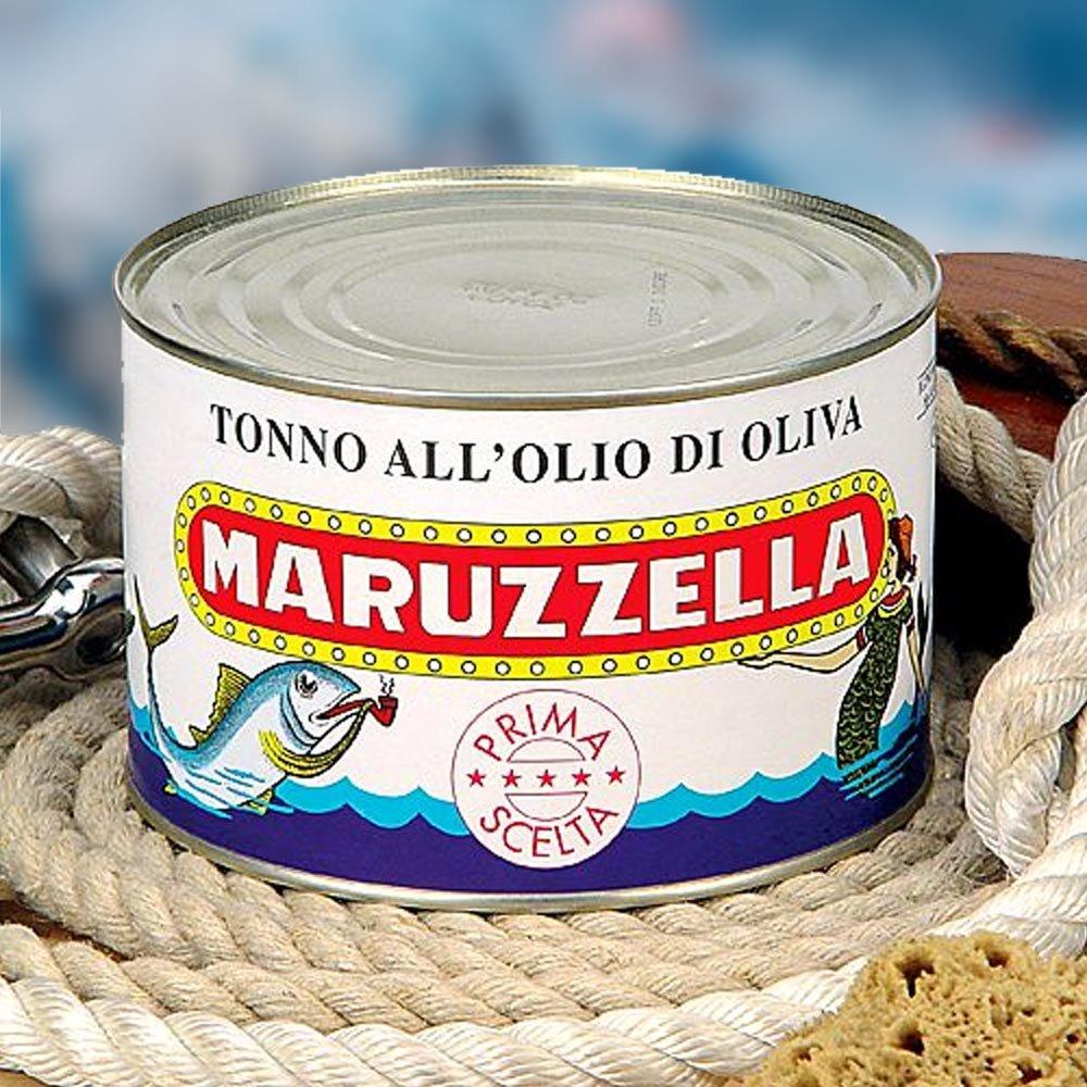 Tonno all olio di oliva Thunfisch in Olivenöl Maruzzella