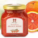 sizilianische Orangen Marmelade Baron del Murgo Sizilien Marmellata di Arance Rosse